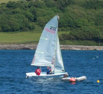 Sailing in Youghal East Cork